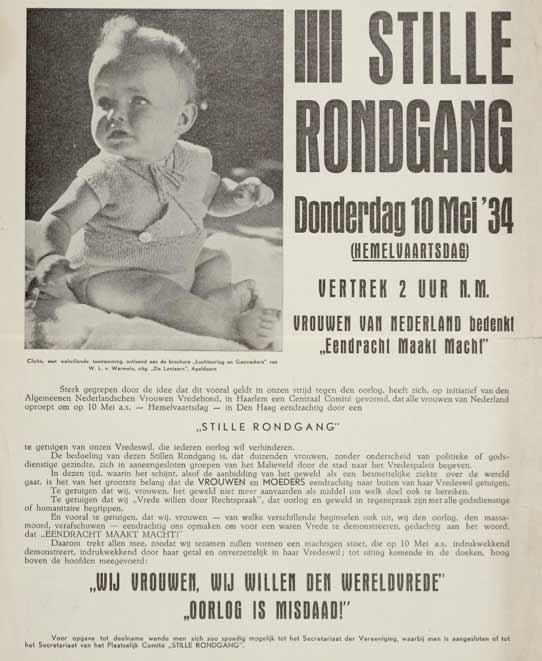 Stille Rongang 1934