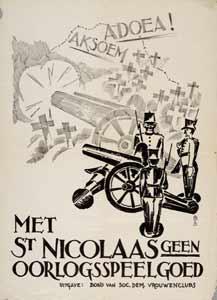 Geen oorlogsspeelgoed! 1935