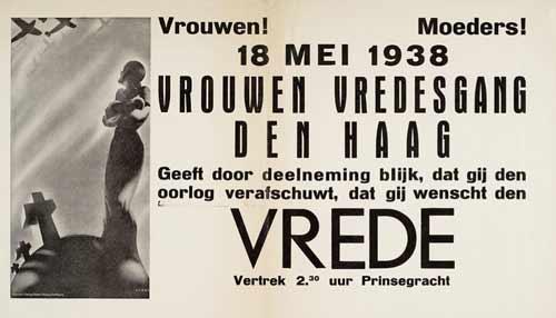 Oproep voor vrede, 1938