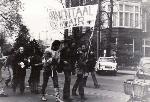 Abortusdemonstratie 1976