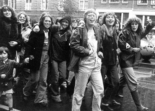 Abortusdemonstratie 1977