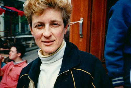 Anneke Heinz, door Karin Daan