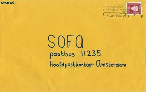 sofa meer post lesbische subcultuur Smoes van Annettje