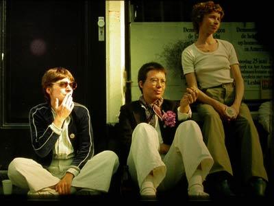 v.l.n.r. Mieke Jansen, Marieke Griffijn, Annet Planten