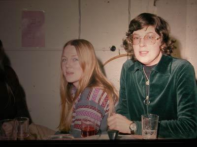 May van Sligter (rechts)