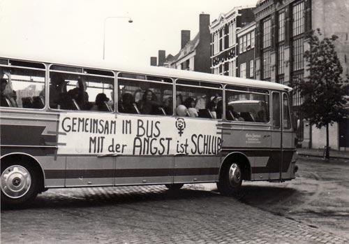 Vrouwenbussen uit Duitsland