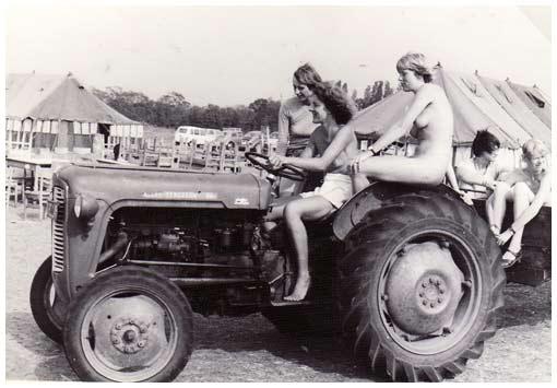 Tractorles op Femø