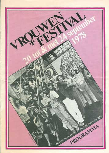 Vrouwenfestival 1978