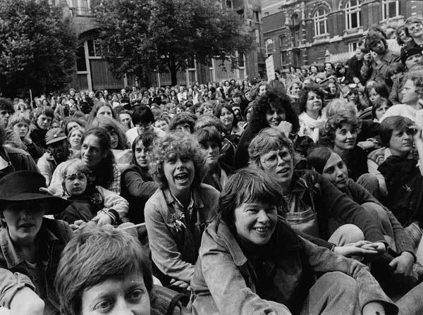 Homodemonstratie 1977