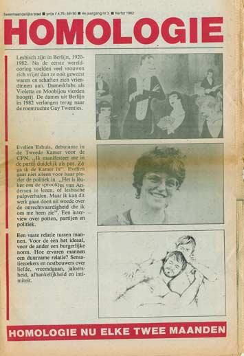 Homologie 1982