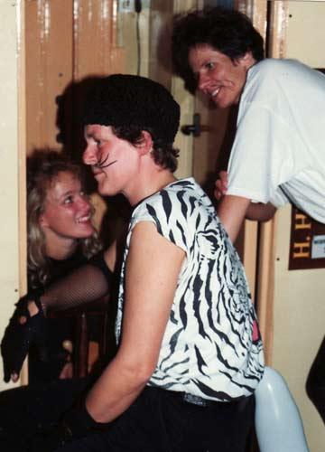 Feest Lidi 10 jaar barvrouw