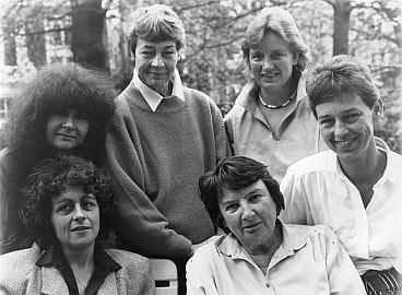 vrouwenteam